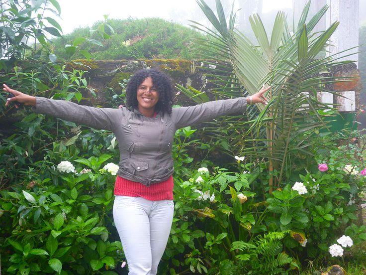 San Lorenso / Sierra Nevada / Colombia - Disfrutando de la maravillosa vegetación y agradable clima!
