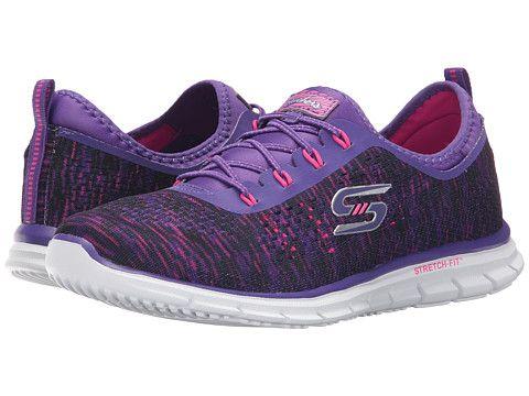 Skechers: Glider - Deep Space (purple/pink)