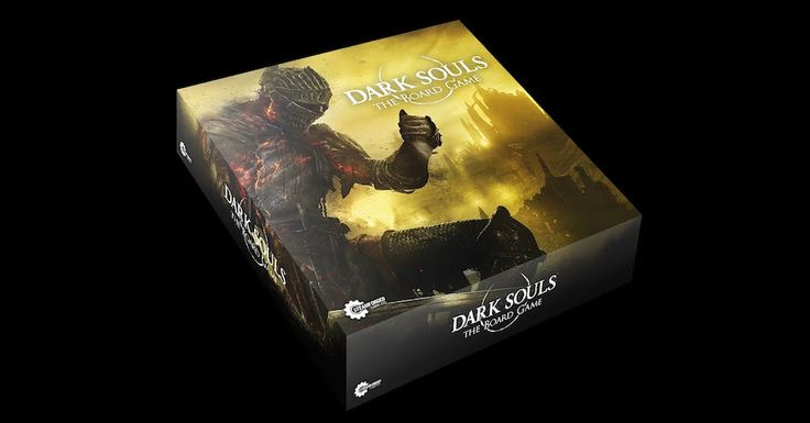 We review Dark Souls: The Board Game.
