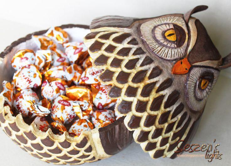 szkatułka z tykwy, gourd, tykwa.blogspot.com