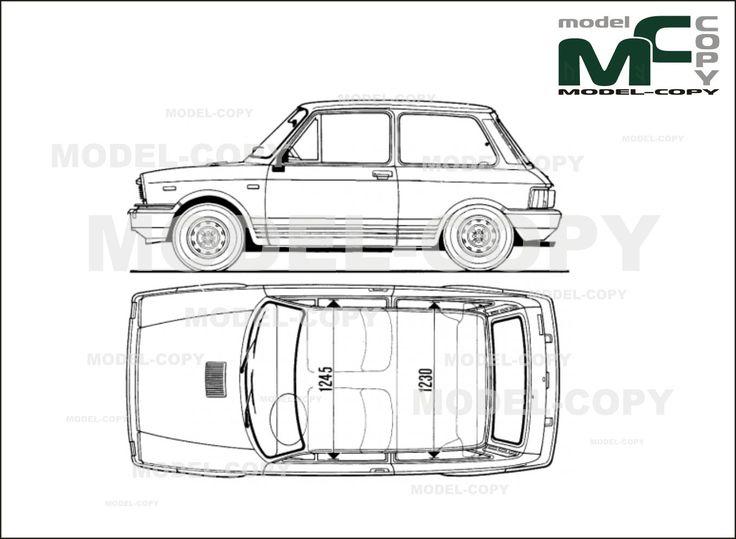 9 best Autobianchi blueprints images on Pinterest - copy car blueprint website