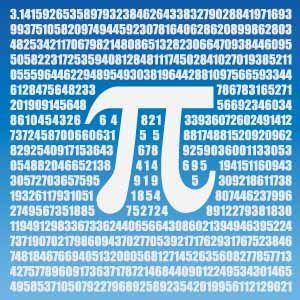The value of 'pi' was first discovered in India by Budhayana. He also explained the concept of what is known as the Pythagorean Theorem in the 6th century, ages before the European Mathematicians.