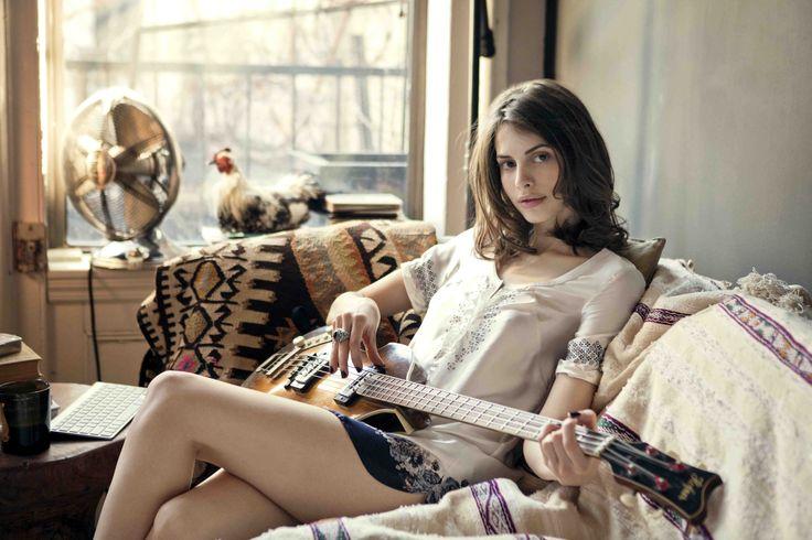 Odd Molly  |  FW12  |  Campaign  |  Charlotte Kemp Muhl    oddmolly.com