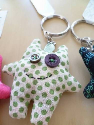 Key-chain monsters – TOYS, DOLLS AND PLAYTHINGS