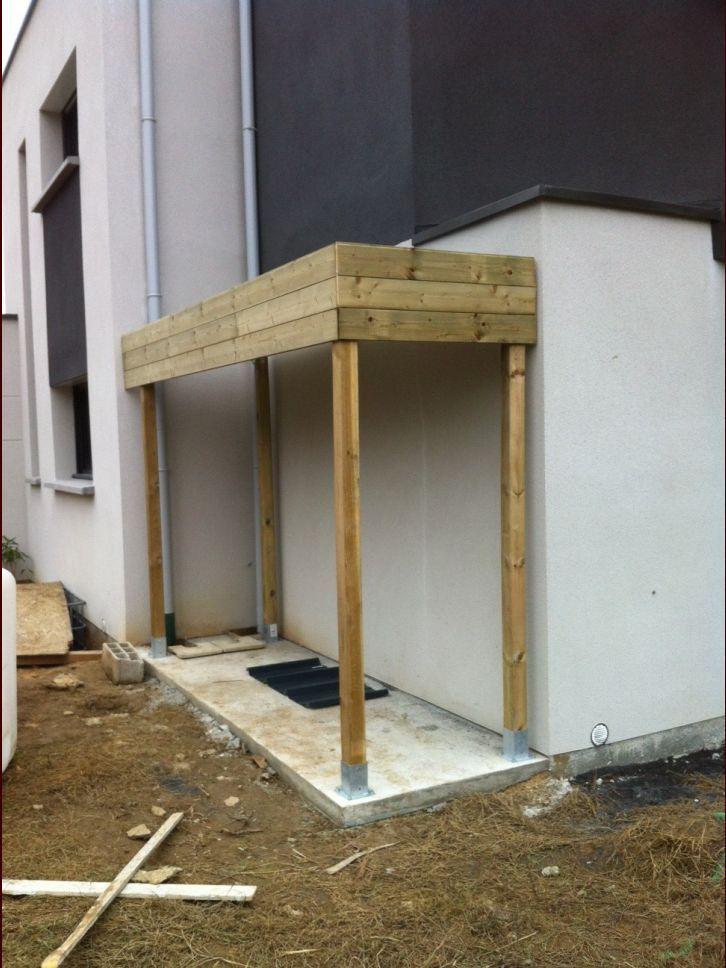 les 25 meilleures id es de la cat gorie garage bois toit plat sur pinterest garage toit plat. Black Bedroom Furniture Sets. Home Design Ideas