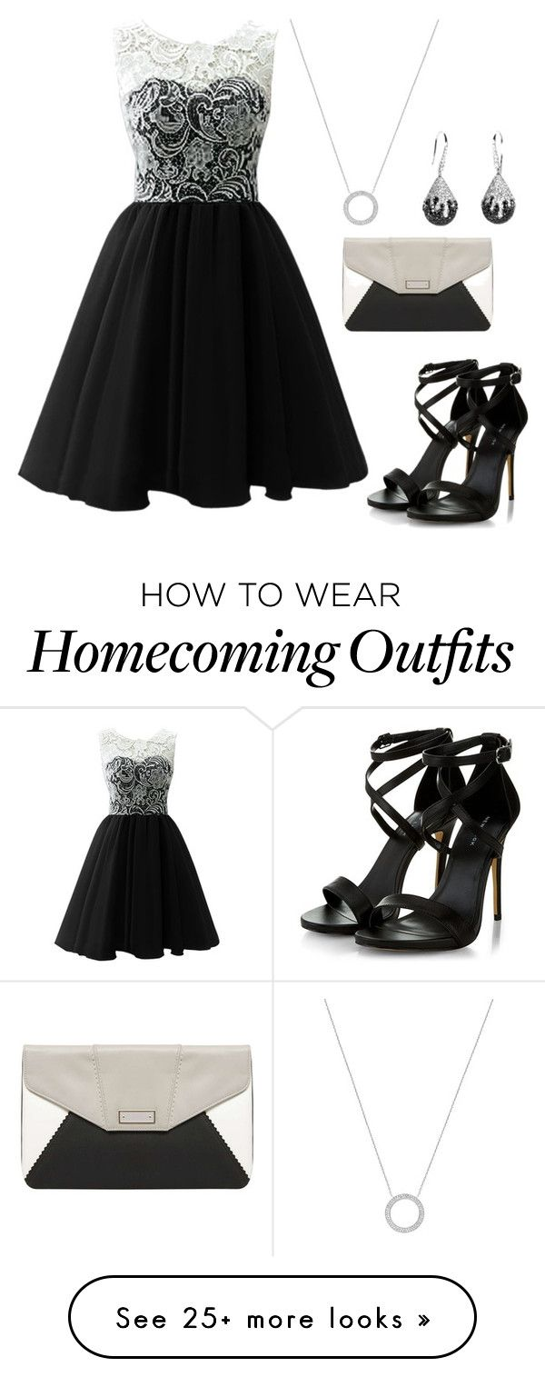 """BFF-Home coming"" by stephaniefb on Polyvore featuring Dorothy Perkins and Michael Kors"