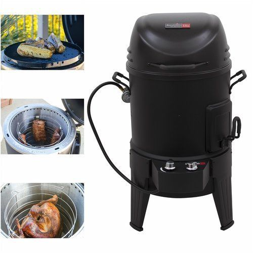 Grills-With-Smokers-Propane-Camping-Bbq-Cooking-Outdoor-Burner-Stove-Grill-Broil