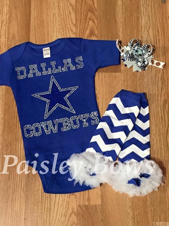 Best 25 dallas cowboys baby clothes ideas on pinterest dallas dallas cowboys fan negle Gallery