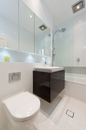 Gallery - Brilliant SA  Small Bathroom idea