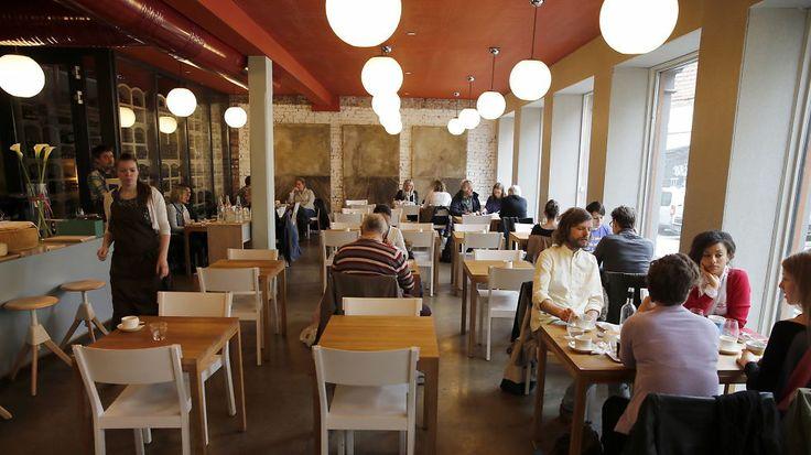 Toppkarakter til Colonialen Brasserie: Mye smak og romslige porsjoner for pengene.