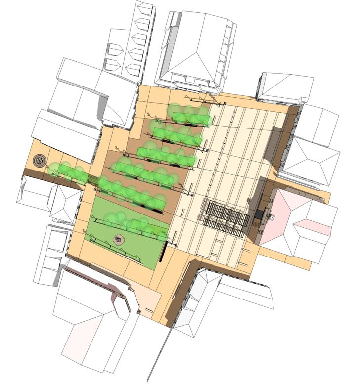 Acondicionamento da praza do Seixo | Cendón-Vazquez arquitectos | Perfecto Cendón e Javier Vázquez | Tomiño 2015