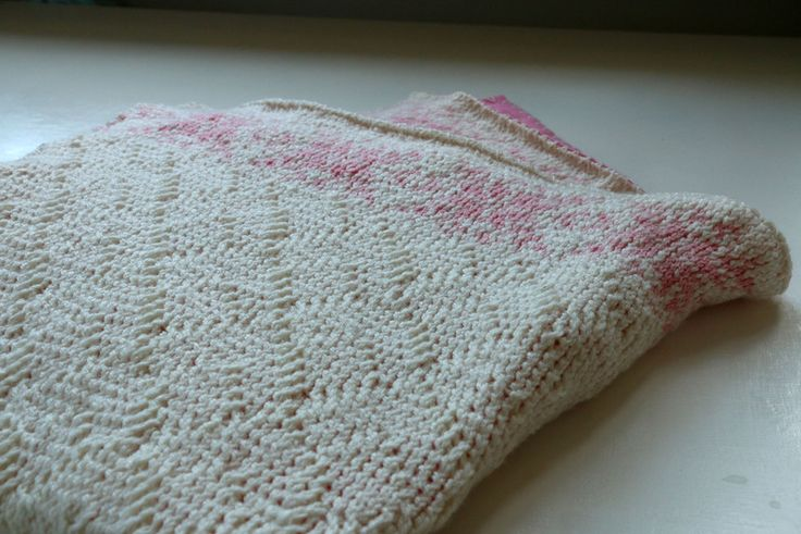 Babydecken - Babystrickdecke Emma - ein Designerstück von AnnMariaRose bei DaWanda