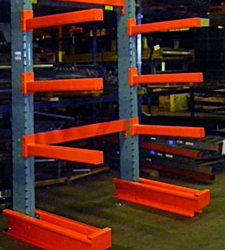 Cantilever Lumber Rack Plans Woodworking Projects Amp Plans