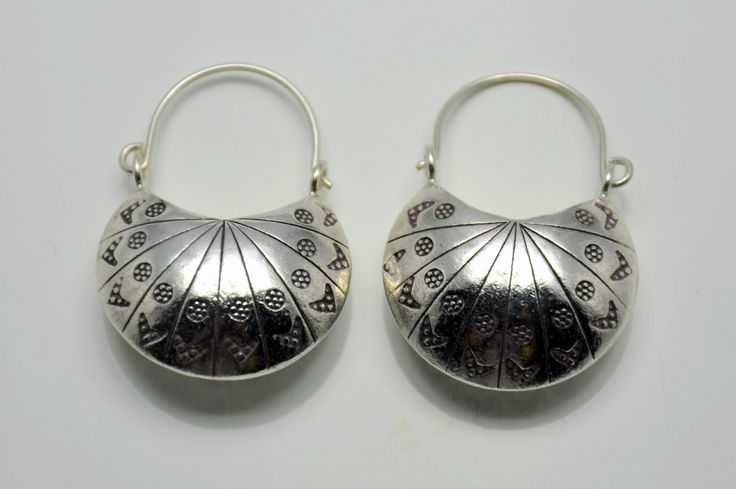 Earrings silver from Thailand €28