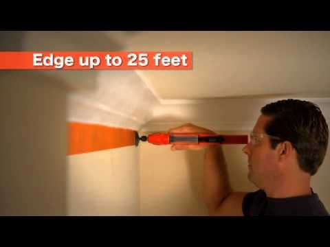 NEW! The Black & Decker EasyEdge™ Powered Paint Edger