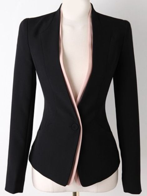 Best 25  Blazers ideas on Pinterest | Blazer outfits, Black ...