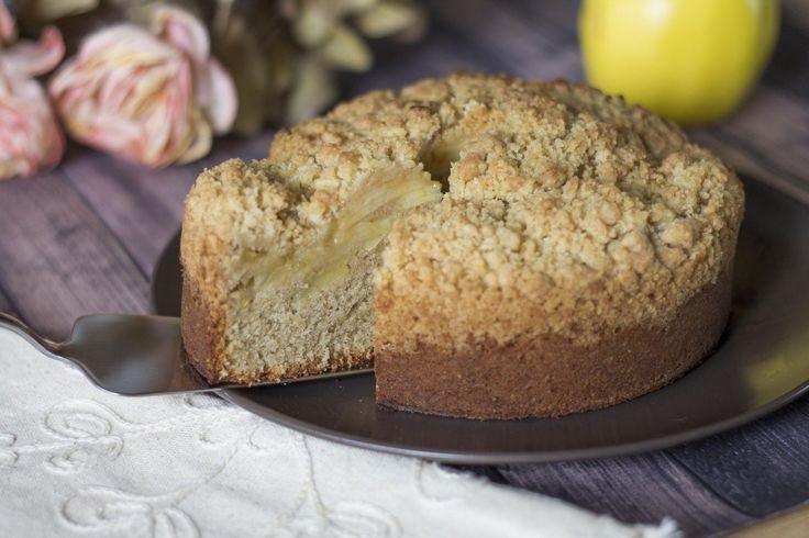 torta di mele 3 strati