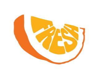 logo | Fresh Beats - orange