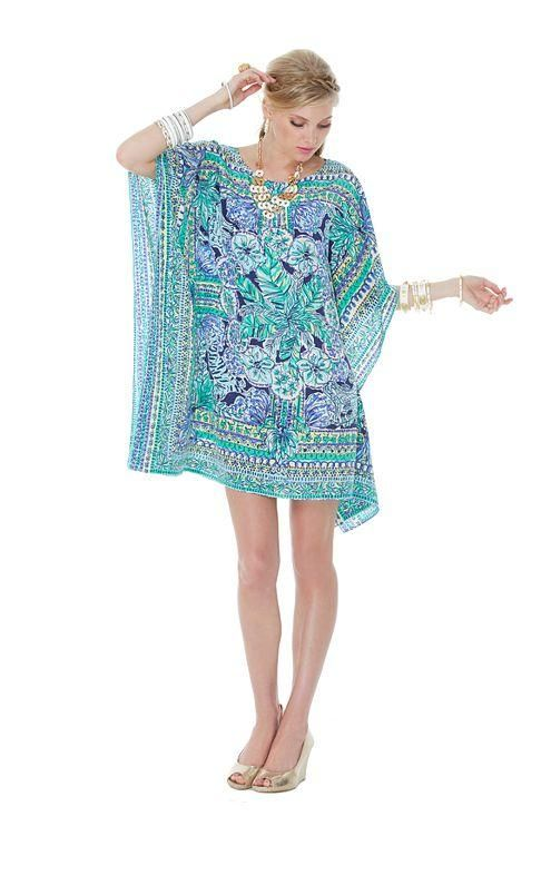 Lilly Pulitzer Resort '13- Lindamarie Caftan