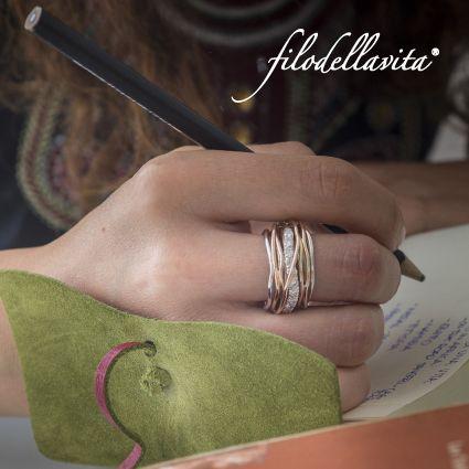 Inizia la tua settimana in ufficio con il Filodellavita. www.filodellavita.com