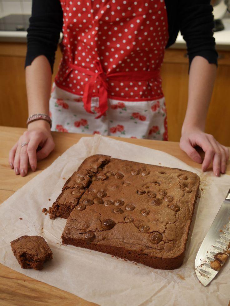 Brownie aux Maltesers - Blog de cuisine créative, recettes / popotte de Manue
