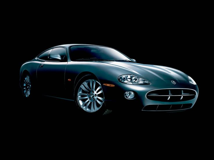 Jaguar XK8...beautiful lines.