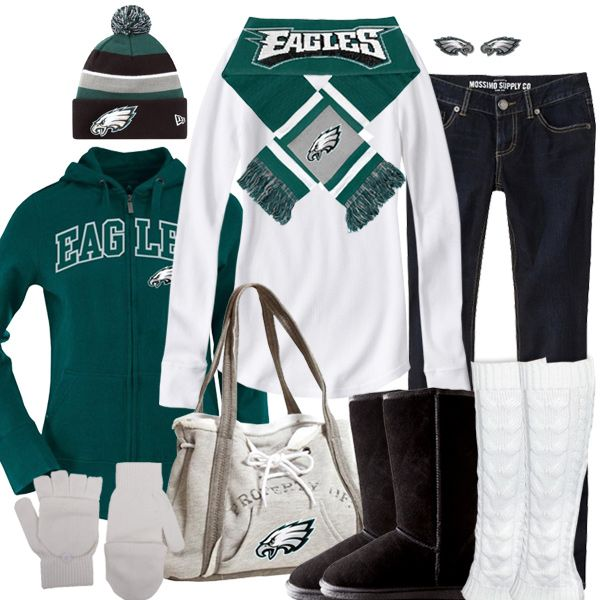 Philadelphia #Eagles Winter #Fashion