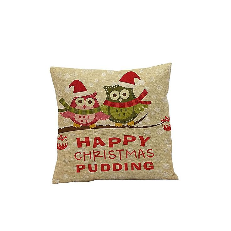 Christmas Pillow Covers 18x18: 87 best Christmas Cushions images on Pinterest   Christmas    ,