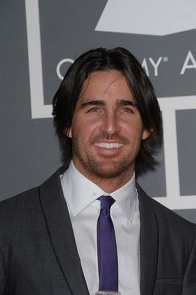 Jake Owen,  Long Straight Hairstyle For Men