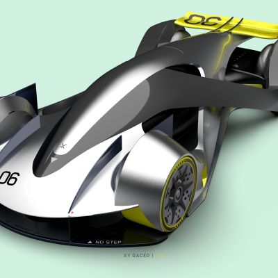 #HTE How Designing an Interactive Race Car Could Help Revive Motorsport On the back of recent news of a redesigne