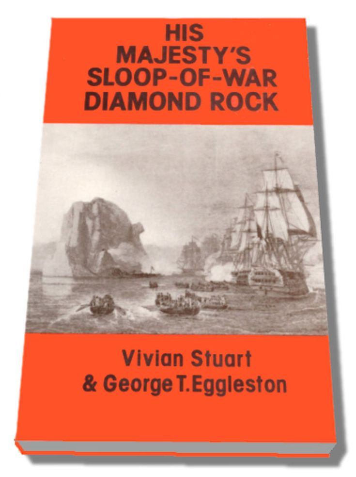 Napoleon called Diamond Rock 'that symbol of insolence at Martinique's doorstep'. Short of water and with their powder running low, Maurice and his handful of men began their epic defence. Commissioned in 1804 by Commodore Samuel Hood during the Napoleonic Wars, H.M.S. Diamond Rock was a 600-foot-high pinnacle of basalt rising out of the sea less than a mile from the shores of Martinique. | eBay!