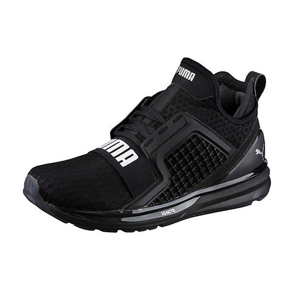 IGNITE Limitless Women's Training Shoes (145 AUD) ❤ liked on Polyvore featuring shoes, athletic shoes, strappy shoes, strap shoes, lightweight training shoes, traction shoes and cage shoes