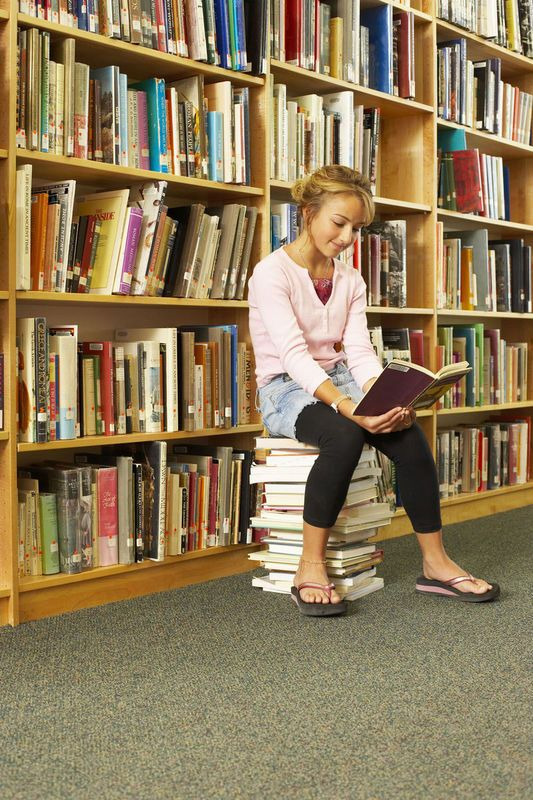 List of books every teen needs to read before college.