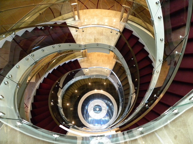 Best Elegant Wooden Spiral Staircase With Images Spiral 400 x 300