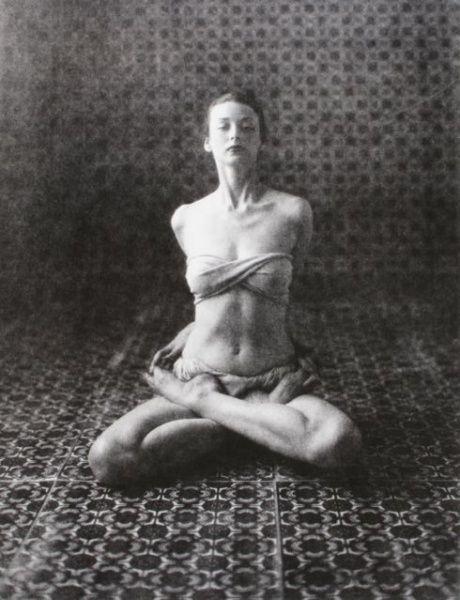 {Dorian Leigh - Yoga (D), New York, 1946 Irving Penn} Vintage Fitness <3