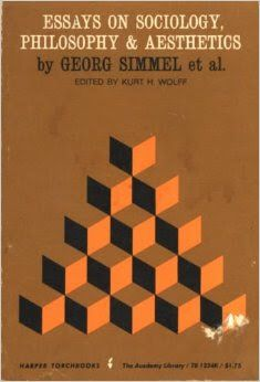 11 best simmel georg images on pinterest sociology philosophy georg simmel 1858 1918 a collection of essays with translations and a book listssociologyfictionreadingsocial studies fandeluxe Images