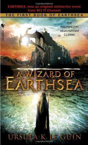 A WIZARD OF EARTHSEA (EARTHSEA CYCLE #1) by Ursula K. Le Guin