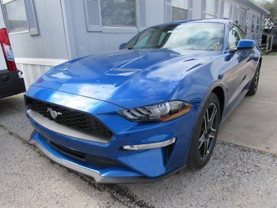 Ebay 2018 Ford Mustang Ecoboost Premium 2018 Ford Mustang Ecoboost