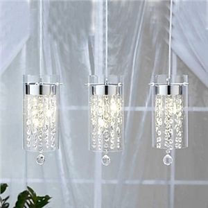 Artistic Crystal Pendant Lights with Glass Shades G4 Bulb Base - See more at: http://www.homelava.com/en-artistic-crystal-pendant-lights-with-glass-shades-g4-bulb-base-p4574.htm#sthash.9wu4kG1P.dpuf