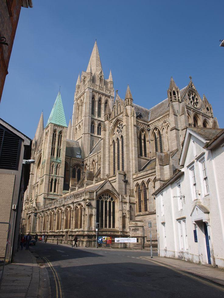Truro Cathedral - Truro, England