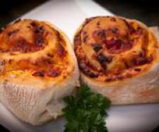 TJ's Choritzo and Two Cheese Scrolls | Official Thermomix Recipe Community