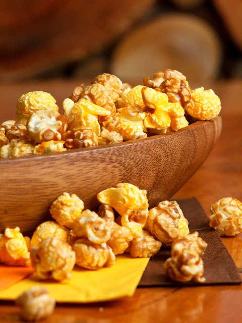 Chicago Style Popcorn — Cheese and Caramel mixed together