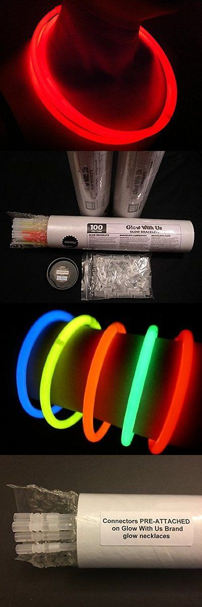 Games 145978: Glow Sticks Bulk Wholesale Necklaces 100 22 Red Glow Stick Necklaces 100 Free Gl -> BUY IT NOW ONLY: $51.83 on eBay!