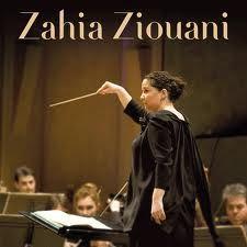 ELAyam-2 » Zahia Ziouani,chef d'orchestre hors du commun