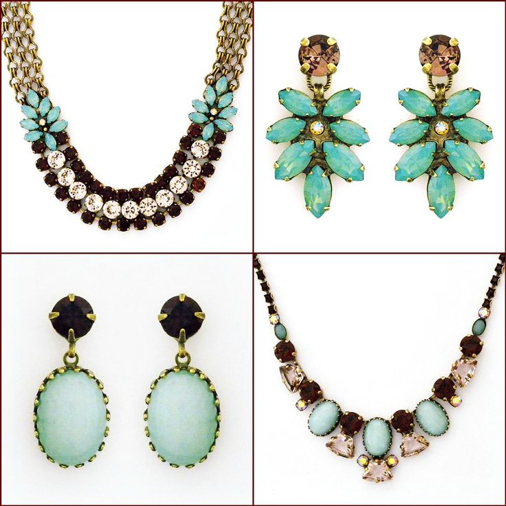 Are your bridesmaids wearing Marsala?  How fabulous are these colors and styles to make their outfits pop? Sorrelli Sangria Collection offers a variety of styles to compliment Marsala, Deep Wine tones and shades of sky blue.  You are sure to find a Sorrelli necklace or earring for each gal's personality. https://perfectdetails.com/Sorrelli-Sangria.htm