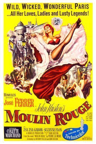 Moulin Rouge (1952) - Jose Ferrer