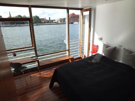 Hotel CPH LIVING - det flydende hotel i Københavns havn