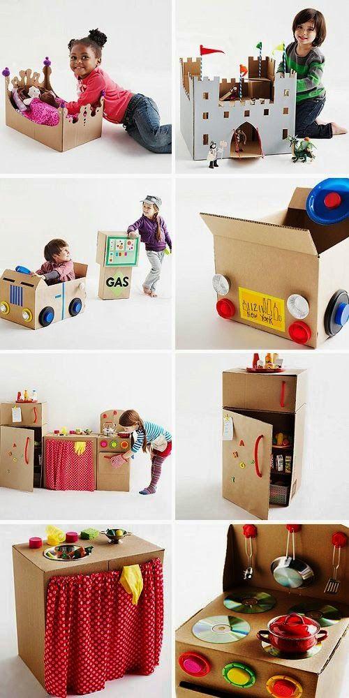 Súper PT: materiales reutilizados