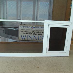 Custom Sliding Screen Door Kit