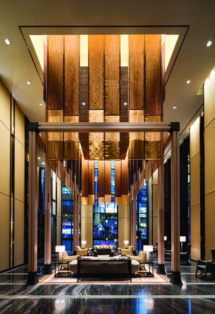 50 Best Hotel Lobby Design Furniture Luxury Reception Seating Lounge Hotels
